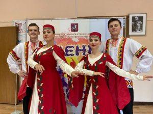 Молодые парламентарии Вороновского приняли участие в Фестивале народов России