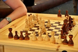 Школьники смогут принять участие в конкурсе решения шахматных задач