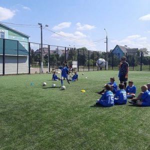 Юных вороновцев приглашают в футбольную секцию