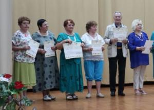 Программа «Проснись, талант!» состоялась в Центре реабилитации «Ясенки»