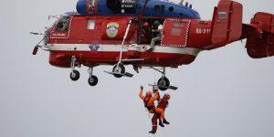 Покорили землю, воду и воздух за три года спасатели Московского авиацентра помогли 400 пострадавшим