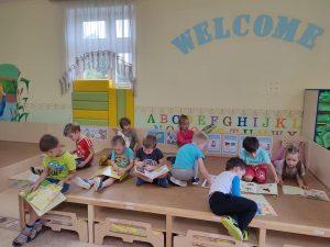 Дошкольники образовательного комплекса №2073 приняли участие в экологической акции
