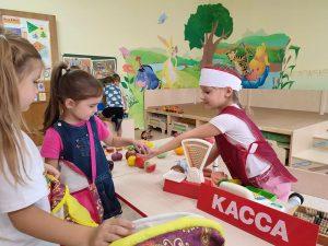 Неделя финансовой грамотности прошла в дошкольных группах образовательного комплекса №2073