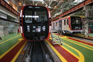 Виртуальное путешествие по депо метрополитена смогут совершить школьники