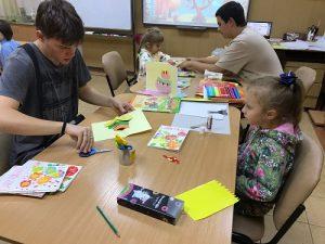Молодые парламентарии Вороновского готовятся к благотворительной акции