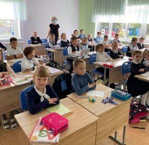 Открытые уроки проходят в школе 2073