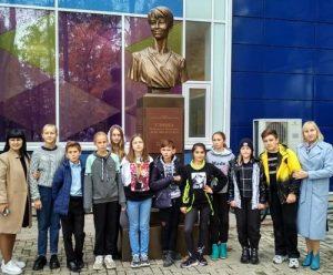 Обучающиеся ГБОУ школа №2073 побывали в инклюзивном центре
