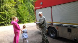 Спасатели подготовили рекомендации по безопасности в лесу
