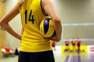 В спортивном комплексе «Вороново» идёт набор в секцию волейбола