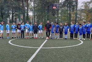 Спортсмены Вороновского сыграли в очередном туре Премьер-лиги Новой Москвы