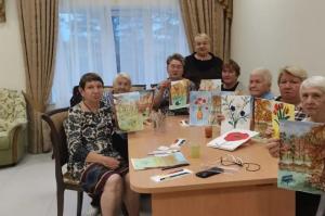 Мастер-класс прошел в Центре реабилитации «Ясенки»
