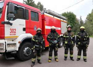 Пожарная тренировка прошла в Центре реабилитации «Ясенки»