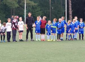 Футболисты из Вороновского приняли участие в Кубке Префекта ТиНАО