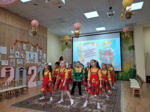 День дошкольного работника отпраздновали в образовательном комплексе №2073