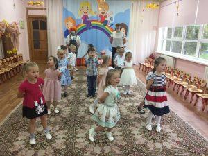 День пожилого человека отпраздновали в дошкольных группах образовательного комплекса №2073