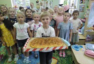 Тематическая неделя прошла у дошкольников образовательного комплекса №2073