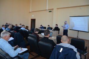 В ТиНАО для специалистов гражданской обороны провели семинар