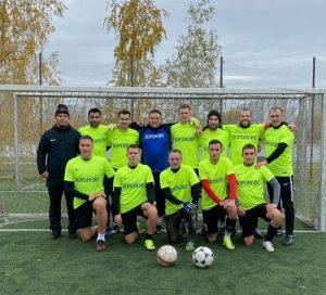 Вороновские футболисты вышли в четвертьфинал
