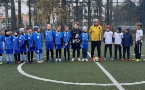 Спортсмены Вороновского сыграли в заключительном туре чемпионата по мини-футболу